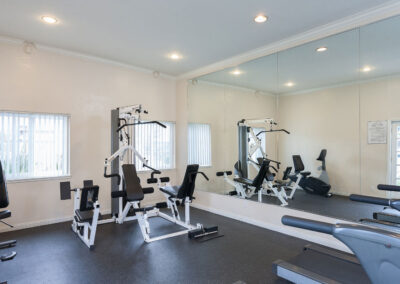 Fitness center garden grove